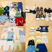 Одежда на мальчика 0-1,5лет