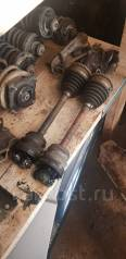Привод, полуось. Mazda MPV, LWEW Двигатели: FS, FSDE