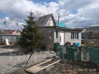 Продаётся дачный участок 9 сот с домиком из бруса во Владивостоке. От агентства недвижимости (посредник). Фото участка