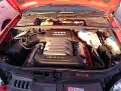 Корпус воздушного фильтра. Audi A4 Двигатель AUK