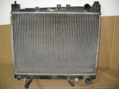 Радиатор охлаждения двигателя. Toyota Probox, NCP50, NCP50V Двигатель 1NZFE
