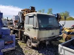 Nissan. Ниссан Дизель Кондор шасси из под буровой установки., 9 200куб. см., 5 000кг.