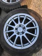 """A-Tech Schneider R16 5*100 6.5j et48 +205/55R16 91Q Dunlop Winter Maxx. 6.5x16"""" 5x100.00 ET48"""