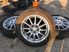 """A-Tech Schneider R16 5*100 6.5j et48 +205/55R16 91Q Dunlop Winter Maxx. 6.5x16"""" 5x100.00 ET48. Под заказ"""