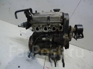 Двигатель в сборе. Chevrolet Spark Daewoo Matiz, KLYA Двигатели: B10S1, F8CV