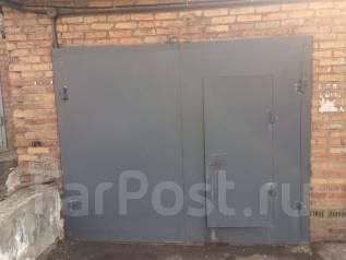 Гаражи капитальные. улица Кирова 4, р-н Вторая речка, 60кв.м., электричество, подвал.