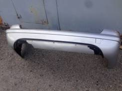 Бампер задний AMG Mercedes-Benz W203 универсал [A2038852725] 744U