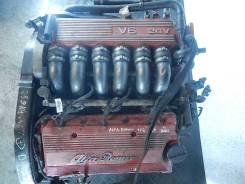 Двигатель (ДВС) для Alfa Romeo 156 3.0i 24v 220лс AR 1610
