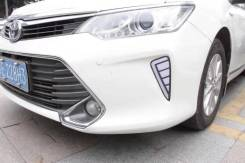 Ходовые огни. Toyota Camry, ASV50, ASV51, GSV50 Двигатели: 2ARFE, 2GRFE, 6ARFSE