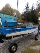 Казанка-5. Год: 2008 год, длина 4,90м., двигатель подвесной, 40,00л.с., бензин