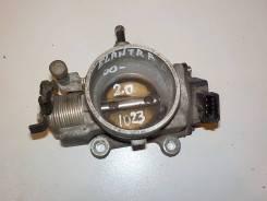Заслонка дроссельная механическая 2000-2005 Hyundai Elantra