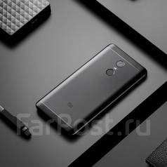 Xiaomi Redmi Note 4X. Новый, Черный, 4G LTE