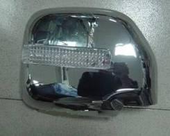 Накладки на зеркала. Toyota Land Cruiser Prado, KD95, KDJ95, KDJ95W, KZJ95, KZJ95W, LJ95, RZJ95, RZJ95W, VZJ95, VZJ95W, КZJ95