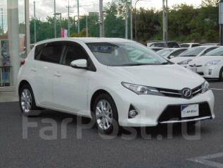 Toyota Auris. автомат, передний, 1.5 (1 800л.с.), бензин, 30 000тыс. км, б/п. Под заказ