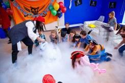 Организация детских праздников. Фокусы, аниматоры, шоу программы.