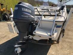 Yamaha SRV-20. Год: 1998 год, длина 6,40м., двигатель подвесной, 60,00л.с., бензин