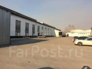 Продам складской комплекс 18000 кв. м. Улица Суворова 73л, р-н Индустриальный, 18 000кв.м.
