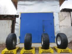Bridgestone Dueler M/T. грязь mt, б/у, износ 50%