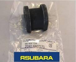 Втулка стабилизатора. Subaru Forester, SH5, SH9, SH9L, SHJ Subaru Legacy, BL5, BL9, BLE, BP5, BP9, BPE, BPH Subaru Impreza, GE2, GE3, GE6, GE7, GH2, G...