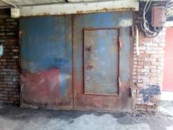 Продам гараж 3,5х6,2 на БАМе. улица Тухачевского 72, р-н БАМ, 44кв.м., электричество, подвал. Вид снаружи