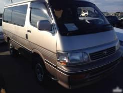 Toyota Hiace. KZN106
