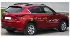 Рейлинги. Mazda CX-5, KF, KF2P, KF5P, KFEP Двигатели: PEVPS, PYRPS, PYVPS, PYVPTS, SHVPTS
