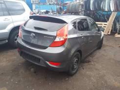 Hyundai Solaris. 12312312312313, G4FC
