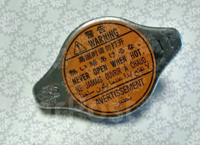 Крышка радиатора. Subaru Legacy, BEE, BHE, BLE, BPE, BRF Subaru Sambar, TT1, TT2, TV1, TV2, TW1, TW2 Двигатели: EJ30D, EJ36D, EZ30D, EN07F, EN07Y