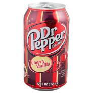 Напиток Dr Pepper Черри Ванилла 355 мл ж/б
