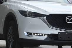 Ходовые огни. Mazda CX-5, KF, KF2P, KF5P, KFEP Двигатели: PEVPS, PYRPS, PYVPS, SHVPTS