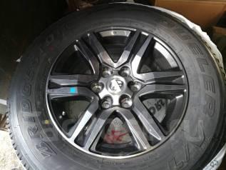 """Колеса в сборе Toyota 265/65R17. 7.5x17"""" 6x139.70 ET30 ЦО 106,1мм."""