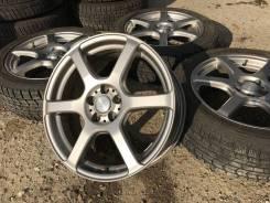 "LayCea R17 5*100 7J et48 + 215/50R17 91Q Dunlop DSX2 2012г. 7.0x17"" 5x100.00 ET48. Под заказ"