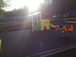 Асфальтирование и резиновое покрытие детские площадок