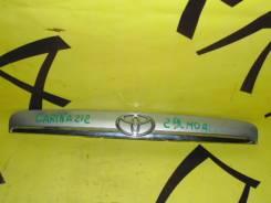 Накладка на крышку багажника TOYOTA CARINA AT212