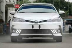 Ходовые огни. Toyota Corolla, NDE180, NRE180, ZRE181, ZRE182 Двигатели: 1NDTV, 1NRFE, 1ZRFAE, 1ZRFE, 2ZRFE