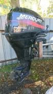 Mercury. 15,00л.с., 4-тактный, бензиновый, нога S (381 мм), Год: 2008 год