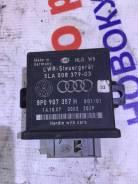 Блок управления корректора фар Audi A4 b7