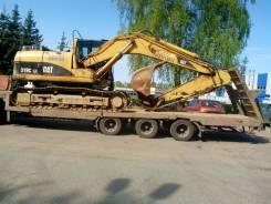 Услуги по перевозке негабаритных грузов.