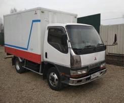 Mitsubishi Canter. Продам грузовой рефрижератор в Уссурийске, 4 600куб. см., 3 500кг.