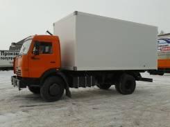 КамАЗ 43253. Камаз 43253 изотермический фургон, 7 777куб. см., 9 000кг.