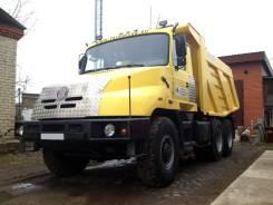 Tatra T163. Продам самосвал -370SKT (Jamal) 6х6, 12 667куб. см., 25 650кг.