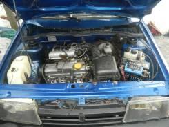 Двигатель ВАЗ 2108 2109 21099 2110