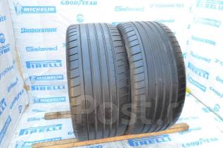 Dunlop SP Sport Maxx GT. Летние, износ: 10%, 2 шт