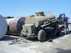 МАЗ 53366. Прицепы-цистерны с площадки в Хабаровске, 6 700кг.