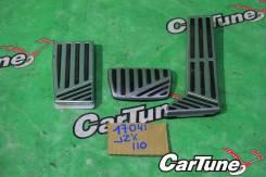 Накладка на педаль. Toyota Mark II, JZX110 Двигатель 1JZGTE. Под заказ
