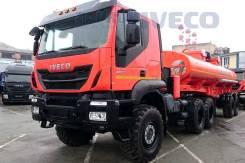 Iveco Trakker. Тягач Iveco-АМТ 633910 6x6 в комплектации для перевозки опасных грузов, 12 880куб. см., 85 000кг. Под заказ
