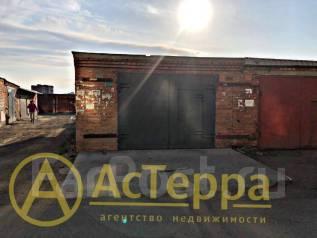 Гаражи капитальные. улица Давыдова 28, р-н Вторая речка, 32кв.м., электричество, подвал. Вид снаружи