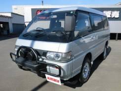 Mitsubishi Delica. механика, 4wd, 2.5, дизель, б/п, нет птс. Под заказ