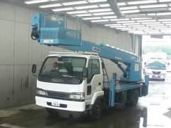 Isuzu Forward. , 7 160 куб. см., 26,00 м. Под заказ
