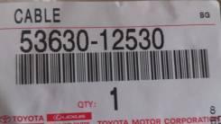 Тросик замка капота. Toyota Auris, ADE150, NDE150, NRE150, NZE151, NZE151H, NZE154, NZE154H, ZRE151, ZRE152, ZRE152H, ZRE154, ZRE154H, ZZE150 Toyota B...